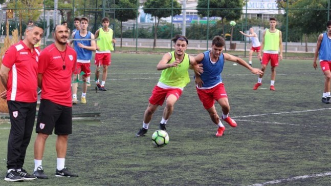 Samsunspor U19'da Core ve Pas!
